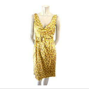 Diane von Furstenberg Frandarly Silk Dress Size 4